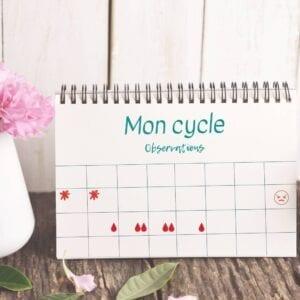 les outils pour suivre son cycle menstruel