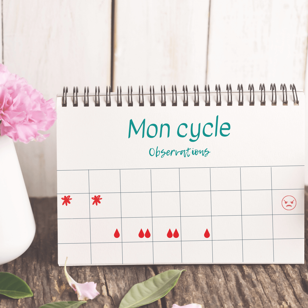 4 outils pour suivre son cycle menstruel