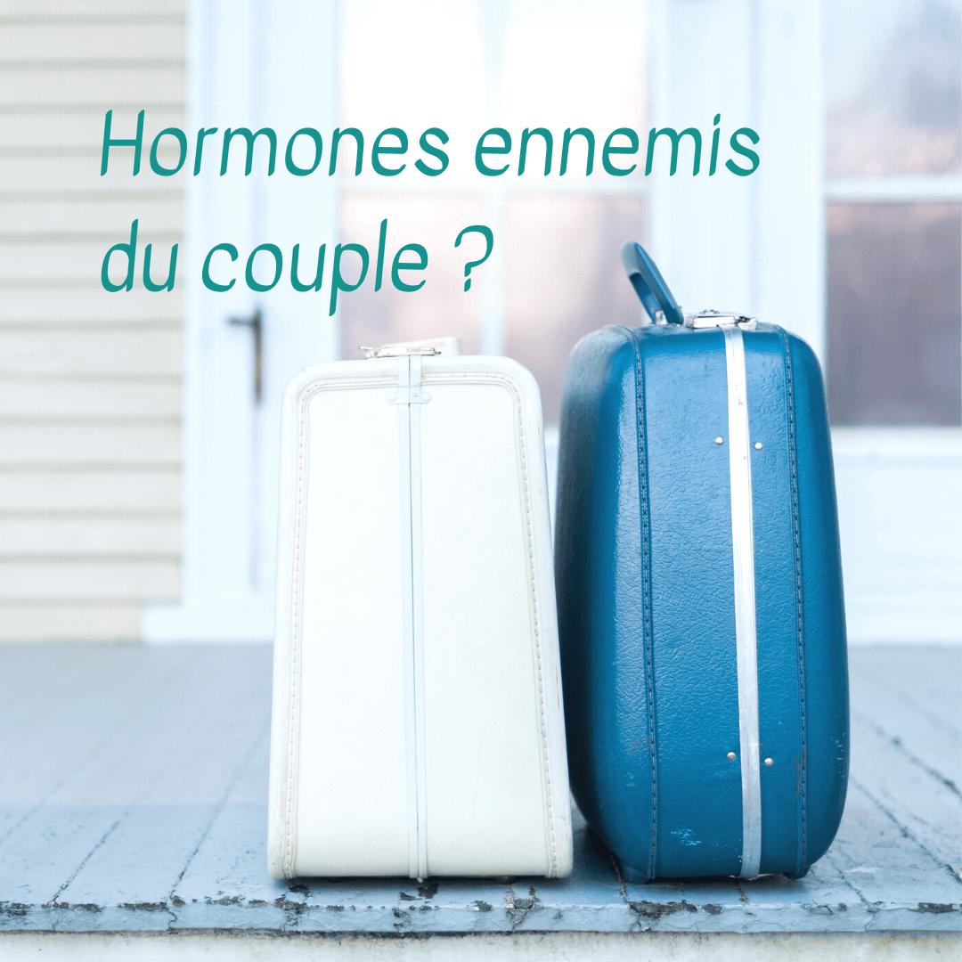 hormones et couple