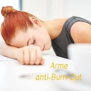 cycle menstruel arme anti-burn-out