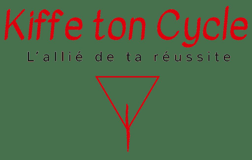 Logo Kiffe ton Cycle Fond perdu