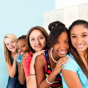 Illustration article Parler du cycle menstruel aux jeunes filles - Kiffe ton Cycle