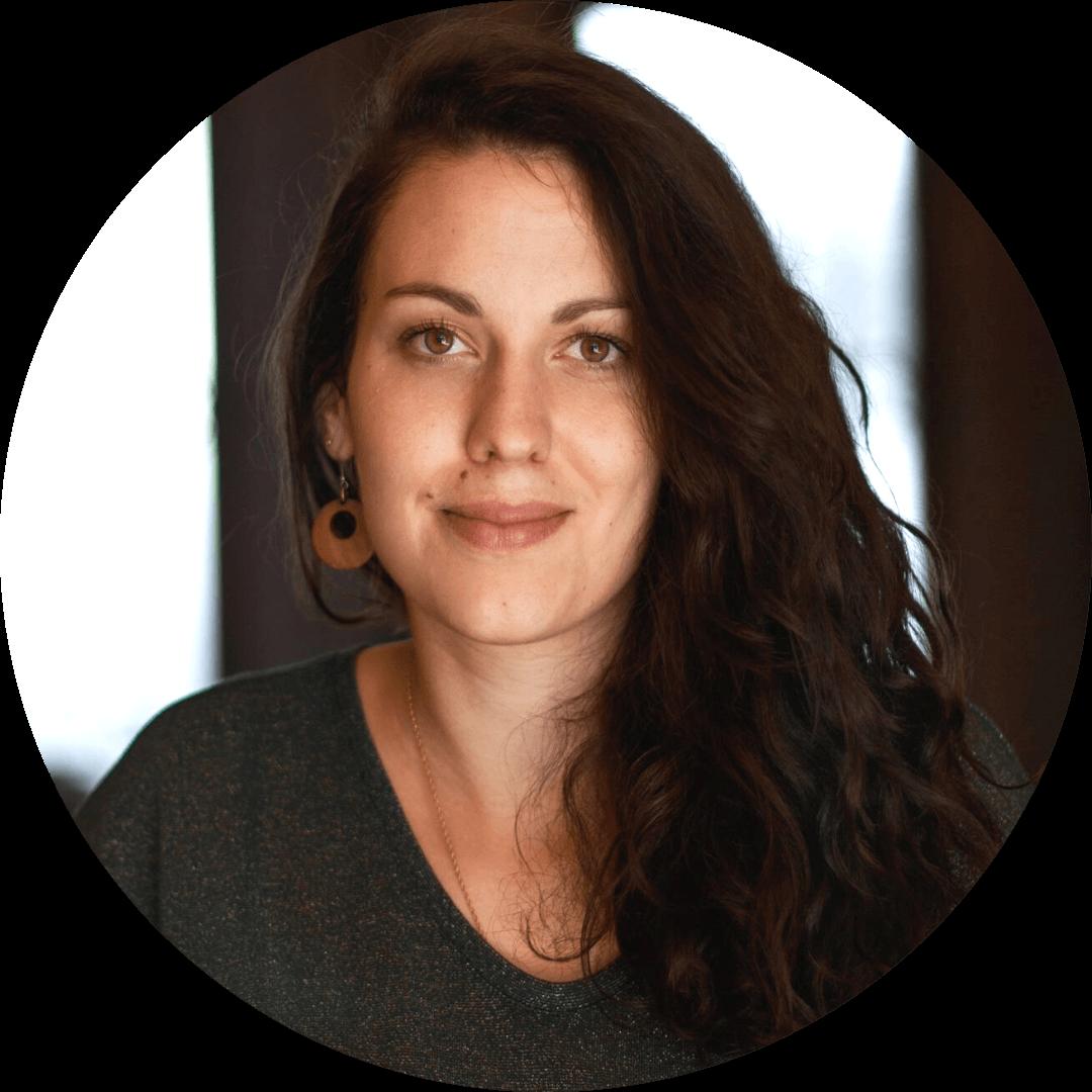 Anne-Julie Cheffe de projet communication Kiffe ton Cycle