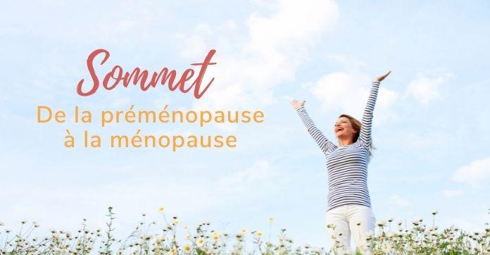 De la ménopause à la préménopause